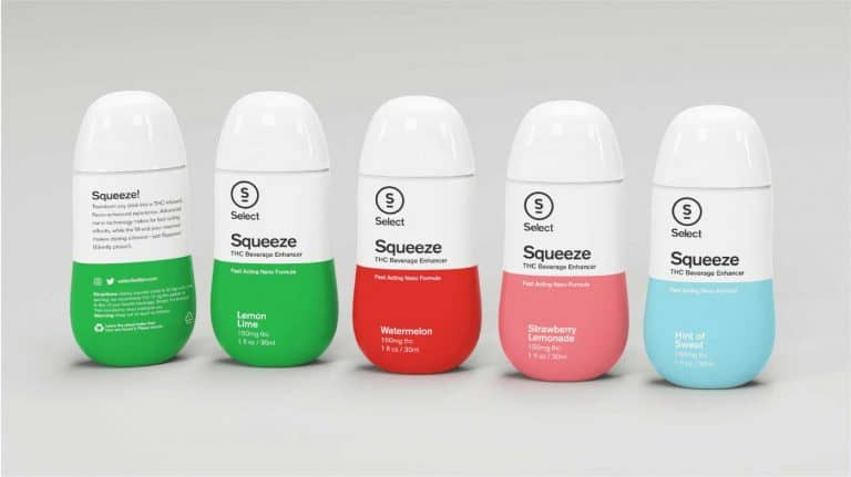 Select Squeeze Bottles